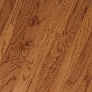 Springdale 3/8 in. T x 3 in. W x Varying L Oak Butterscotch Engineered Hardwood Flooring (31.5 sq. ft./case)