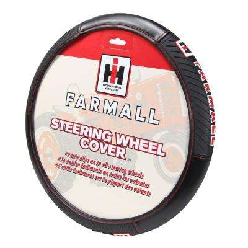 International Harvester Farmall Steering Wheel Cover