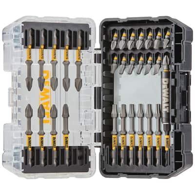 MAX IMPACT Screwdriving Set (30-Piece)