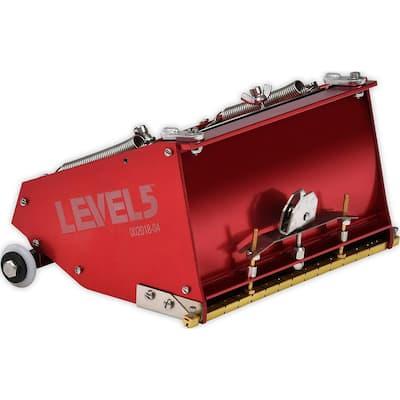 7 in. Drywall Compound Mega Flat Box