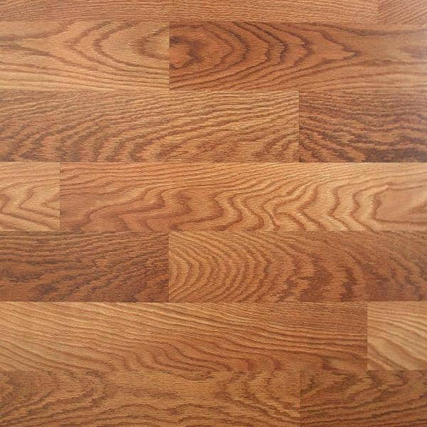 Trafficmaster Lansbury Oak 7 Mm Thick X, 7mm Laminate Flooring Home Depot