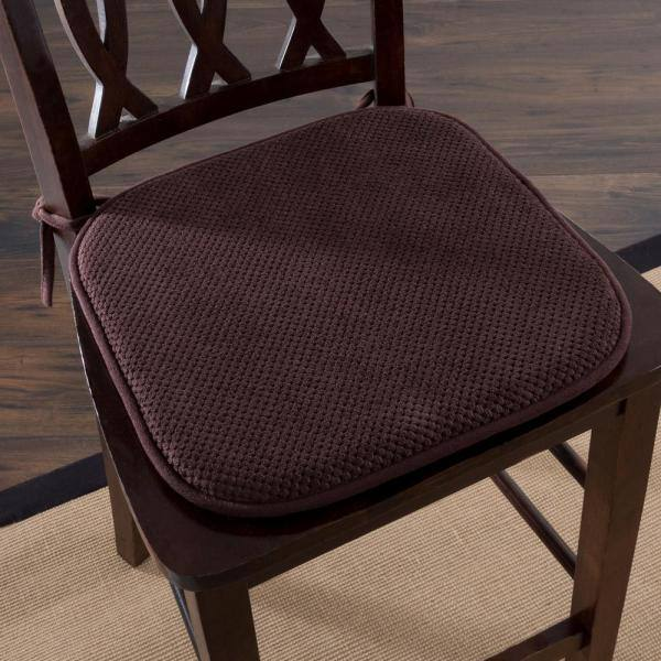 Chair Pad Chocolate New Version