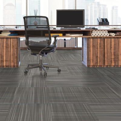 18 in. W x 18 in. L Ivy League Loose Lay Luxury Vinyl Plank Flooring (36 sq. ft./case)