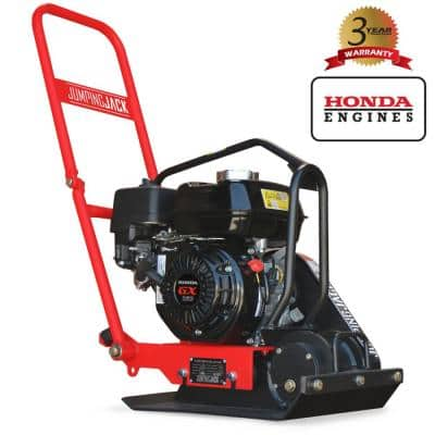 5.5 HP Honda Vibratory Plate Compactor for Soil Compaction