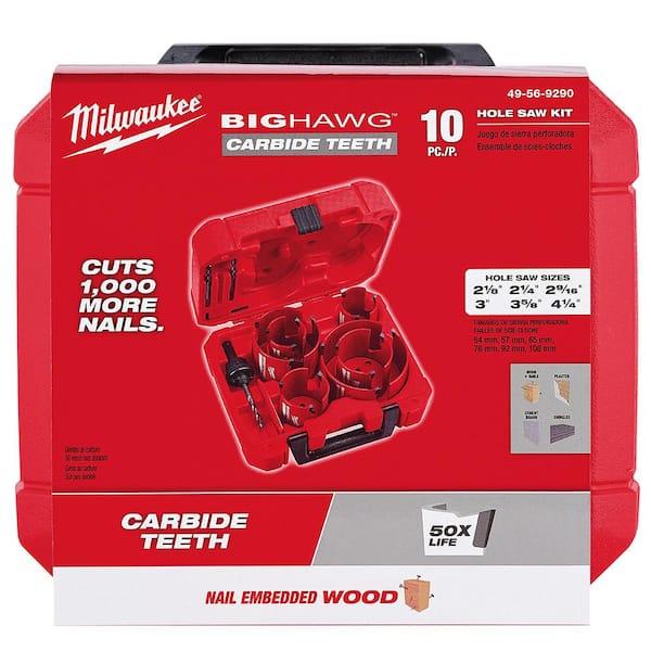 Milwaukee Adapter für BIG HAWG Multi-Material-Lochsäge