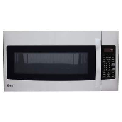 1.7 cu. ft. Over the Range Convection Microwave in Stainless Steel with Sensor Cook