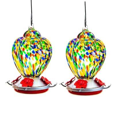 Balloon Hummingbird Feeders (Set of 2)