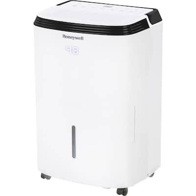 50-Pint Smart Dehumidifier