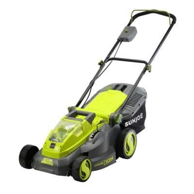 15 in. 40-Volt Brushless Cordless Walk Behind Push Mower (Tool Only)
