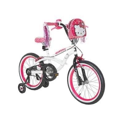 18 in. Girls Bike Hello Kitty
