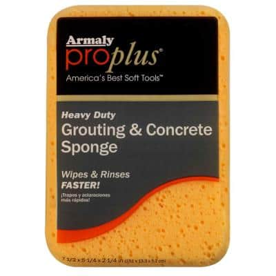 ProPlus Grouting and Concrete Sponge (Case of 12)