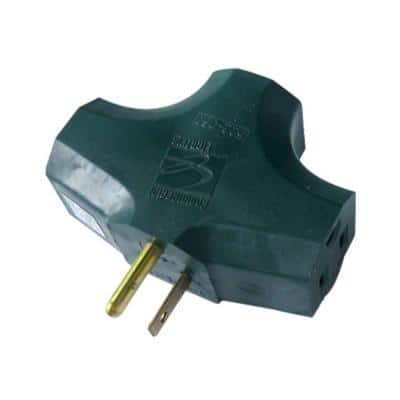 3-to-1 Adapter, Green