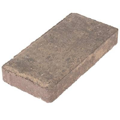 8 in. x 4 in. x 1.25 in. River Street Holland Overlay Concrete Paver