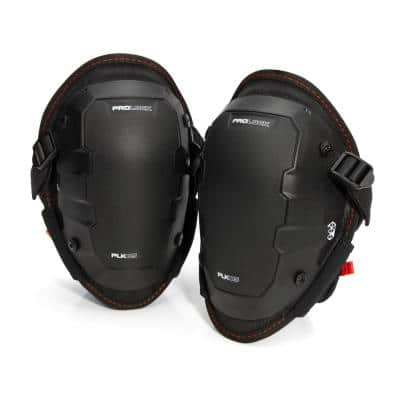 2-Piece Foam Knee Pad and Hard Cap Attachment Combo Pack