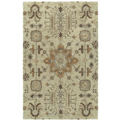 Chancellor Sand 9 ft. x 12 ft. Area Rug