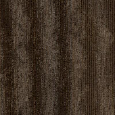 Farmington Canvas Loop Pattern Commercial 24 in. x 24 in. Glue Down Carpet Tile (20 Tiles/Case)