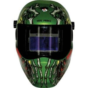 40 VizI2 Series Dead King RFP Welding Helmet