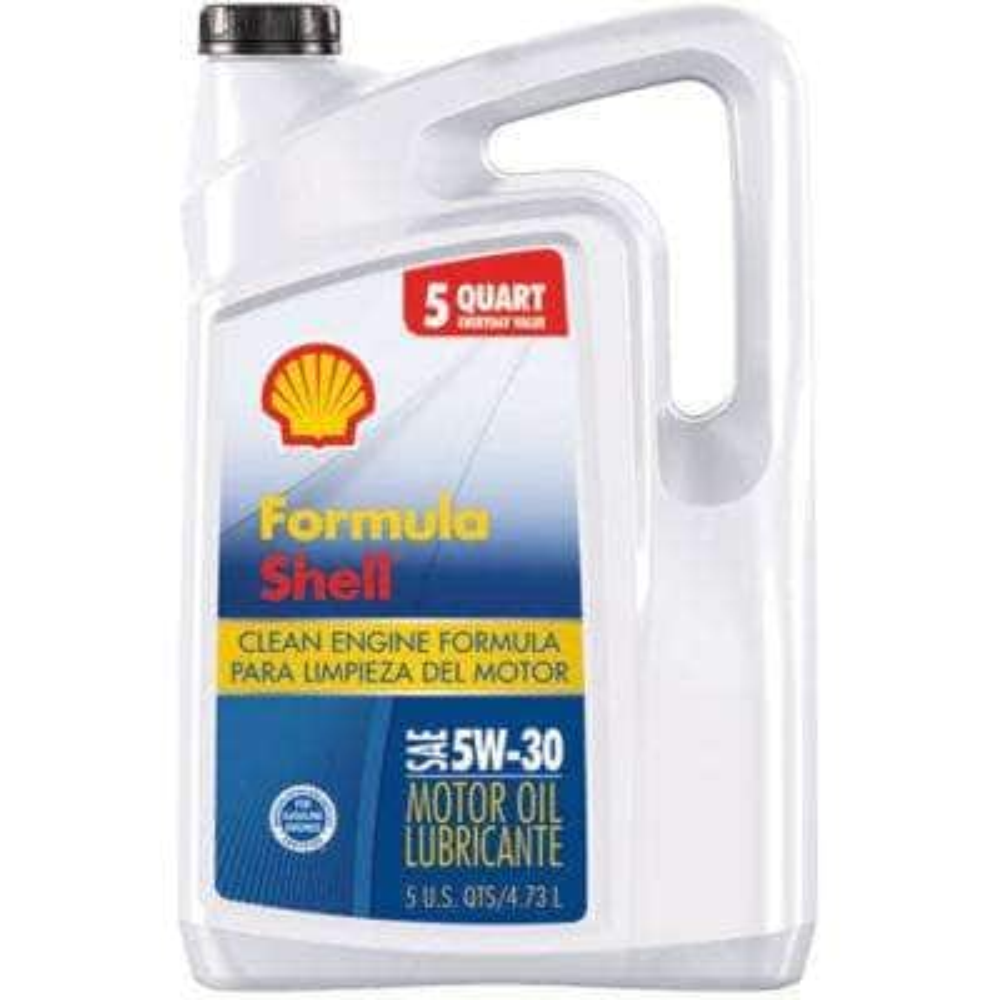 5W-30 5 Qt. Clean Engine Formula Conventional Motor Oil