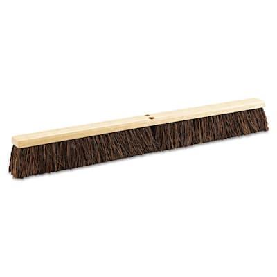 36 in. Wide, Palmyra Bristles Floor Brush Head