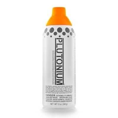 12 oz.. Basketball Spray Paint