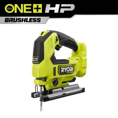 ONE+ HP 18V Brushless Cordless Jig Saw (Tool Only)