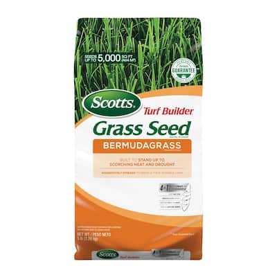 Turf Builder 5 lbs. Grass Seed Bermuda