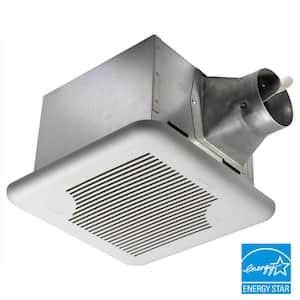 SignatureSeries 80 CFM Ceiling Bathroom Exhaust Fan, ENERGY STAR
