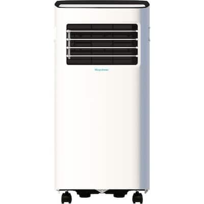 7000 BTU (DOE) 10000 BTU (ASHRAE) 115V Portable Air Conditioner KSTAP05PHA with Remote for up to 300 sq. ft. in White