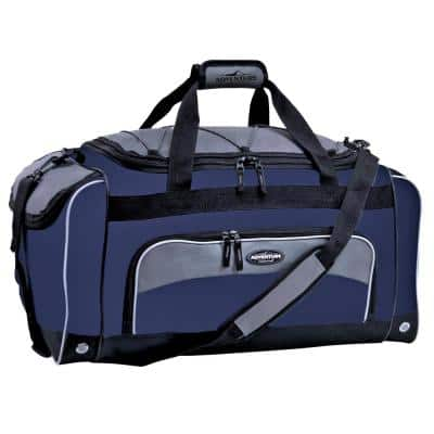 24 in. Large Sport Duffel with Wet Pocket