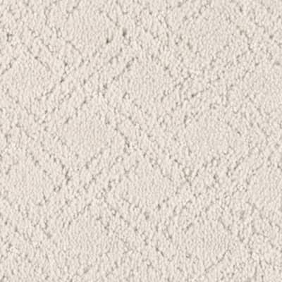 Pure - Color Dove Pattern Gray Carpet