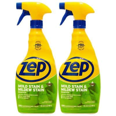 32 oz. Mold Stain and Mildew Stain Remover (Pack of 2)