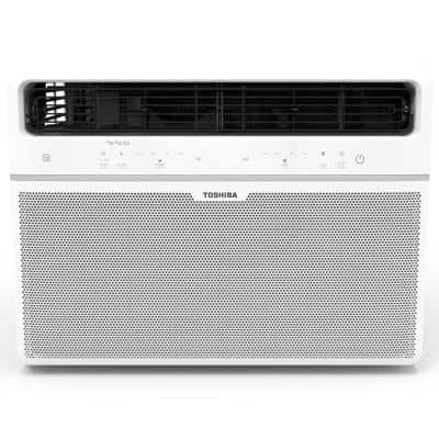 18,000 BTU 230-Volt Touch Control Window Air Conditioner with Remote and ENERGY STAR