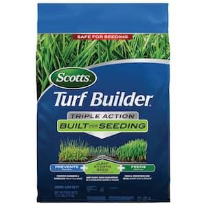 Turf Builder 17.2 lbs. 4,000 sq. ft. Triple Action Built for Seeding Lawn Fertilizer