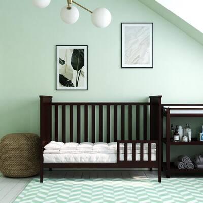 Eloise Espresso Toddler Guardrail