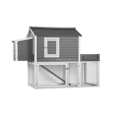 Urban Farm Ecoflex Garden Chicken Coop
