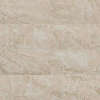 Cancun Beige 12 in. x 24 in. Matte Ceramic Floor and Wall Tile (16 sq. ft. / case)