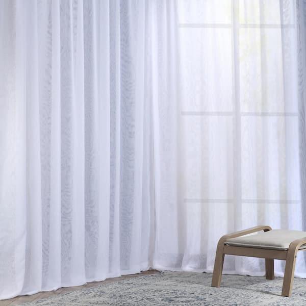 Exclusive Fabrics Furnishings White
