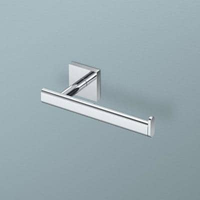 Form Toilet Paper Holder in Chrome