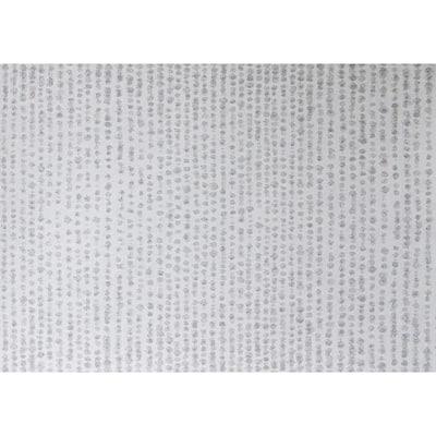 Myth Grey Beaded Texture Grey Wallpaper Sample
