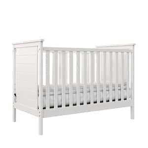Eloise 3-in-1 White Convertible Crib