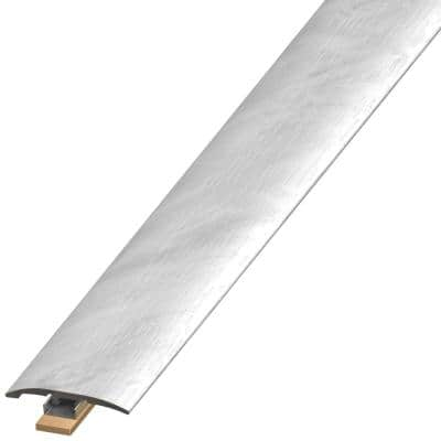 Ampezzo 7 mm Thick x 2 in. Wide x 94 in. Length Coordinating Vinyl 3-in-1 Molding