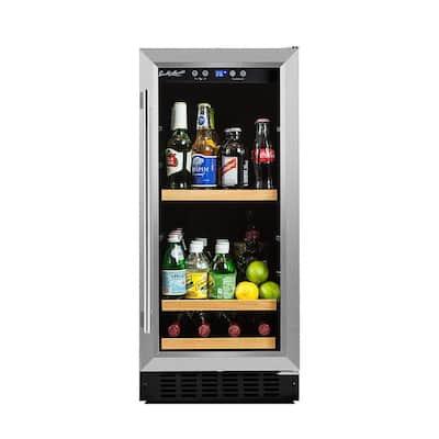 90 Can Built In Beverage Cooler