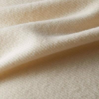 Lambswool Solid Woven Throw Blanket