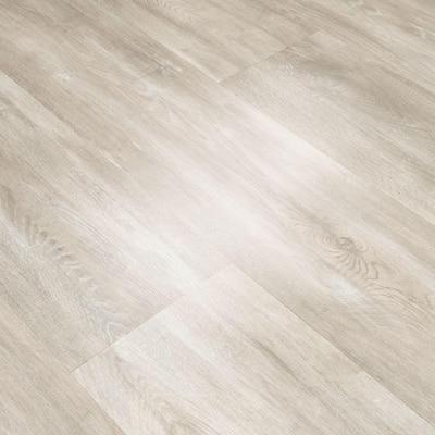 Take Home Sample - Soft Oak Glazed - Laminate Flooring - 5 in. x 7 in.