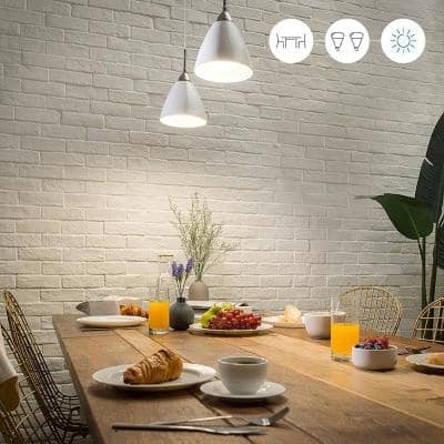 72W Equivalent BR30 Tunable White Wi-Fi Connected Smart LED Light Bulb