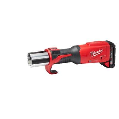 M18 18-Volt Lithium-Ion Brushless Cordless FORCE LOGIC Press Tool (Tool-Only)