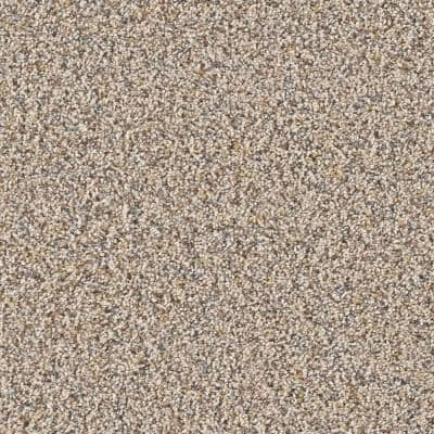 Cove Park Leeward Texture Residential 18 in. x 18 in. Peel and Stick Carpet Tile (10 Tiles/Case)