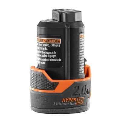 12-Volt 2.0 Ah Lithium-Ion Battery Pack