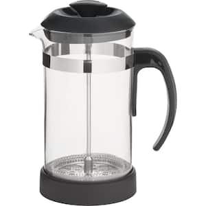 34 oz. Black and Green Coffee Press