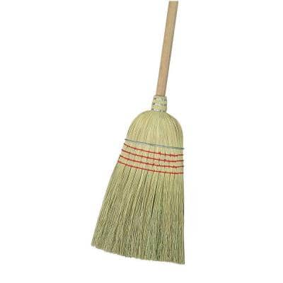 Corn Blend Broom with 56 in. Handle (Case of 12)